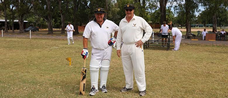 Golden Oldies Sports Celebration - Cricket
