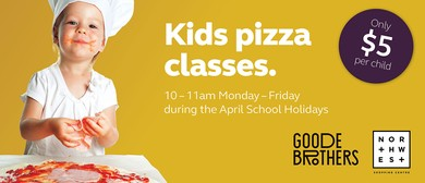 Pizza Classes At Goode Brothers