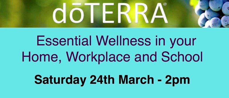 Essential Wellness with dōTERRA