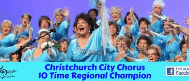 A Cappella Champions On Show