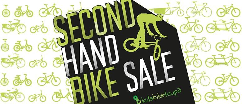 Secondhand Bike Sale