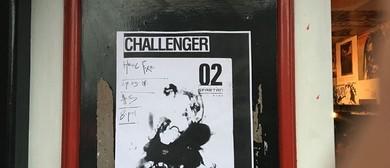 Challenger, Peter Wright, Adam Willetts