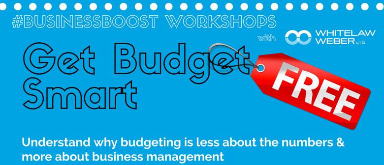 Get Budget Smart Workshop
