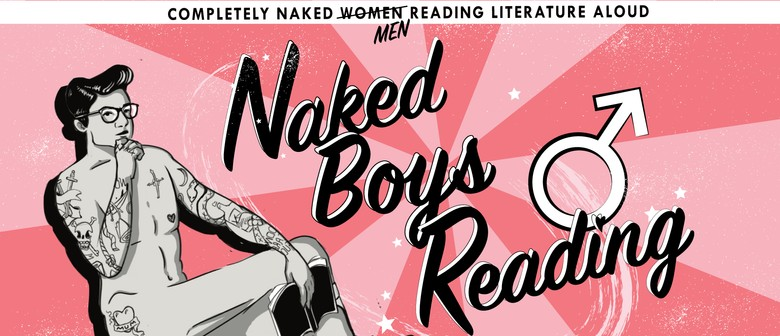 Naked Boys Reading: The NZ Premiere