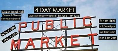 4 Day Market