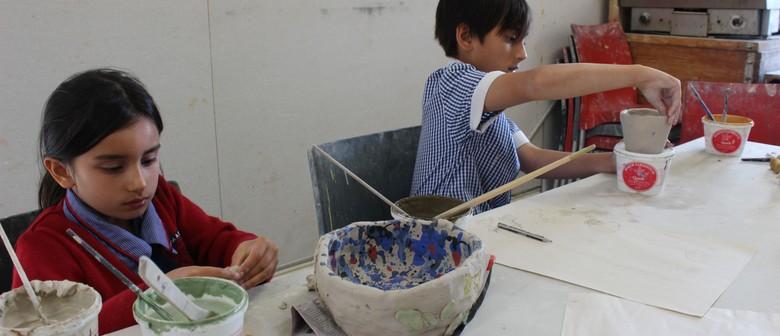 Studio One Toi Tū - Giant Squid Dessert Bowls