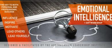 Emotional Intelligence: A Personal Development Workshop