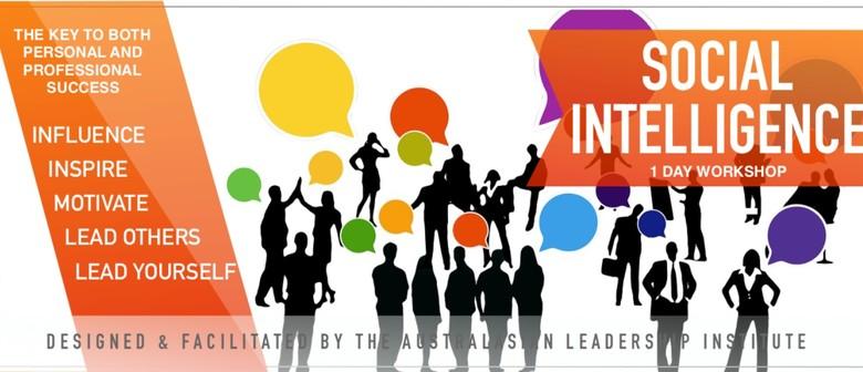 Social Intelligence: A Personal Development Workshop