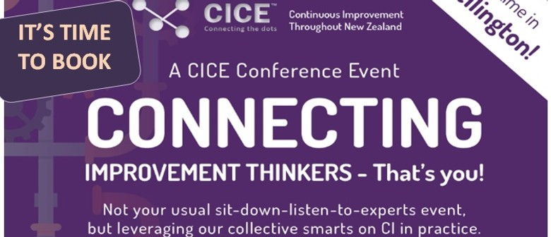 CICE Continuous Improvement/Lean Networking Conference Event