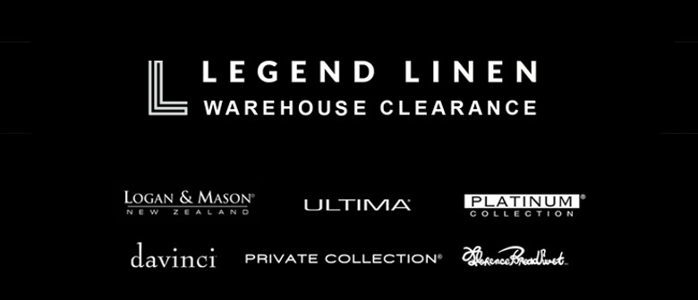 Bed Linen Warehouse Clearance Sale