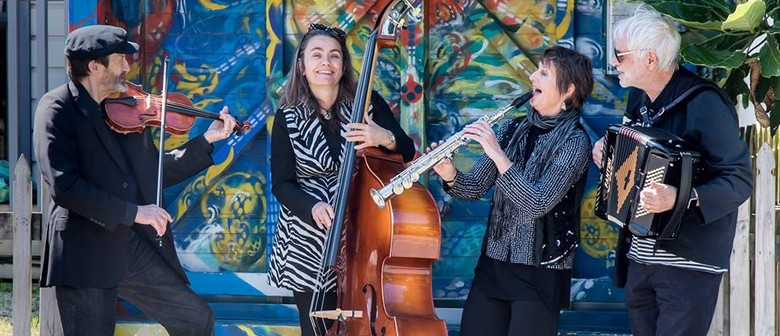 Klezmer With the Kugels (Colours of Futuna Concert Series)