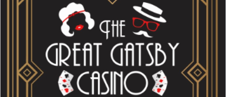 Great Gatsby Casino Fundraiser