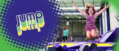 JUMP Trampoline Park - Holiday Program