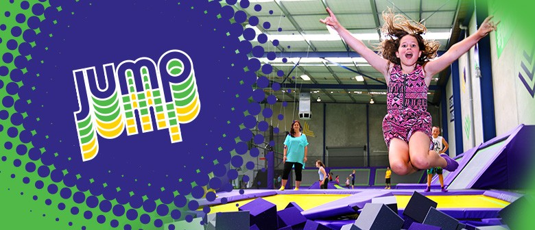 JUMP Trampoline Park - Holiday Program