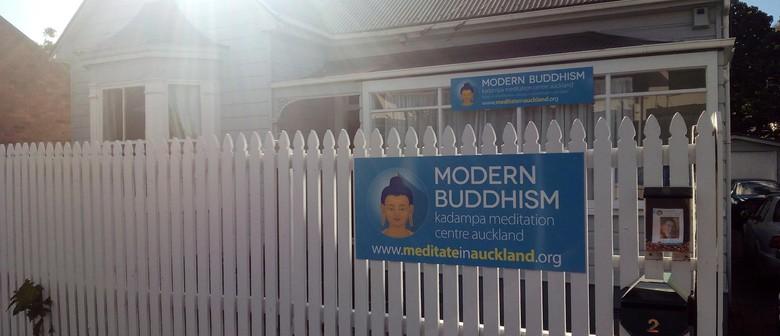 Kadampa Meditation Centre Open Day