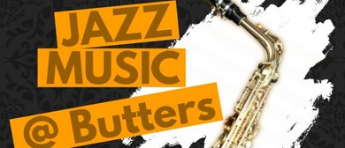 Big Band Jazz At Butters