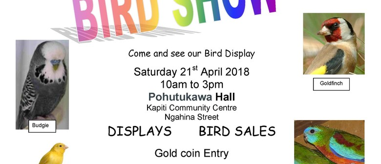 Annual Bird Exhibition 2018