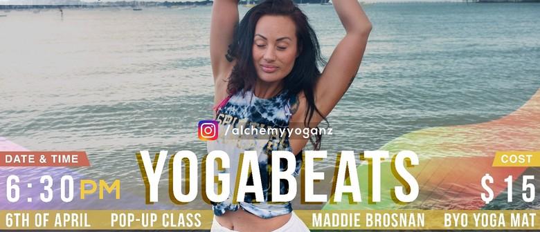 YogaBeats Alchemy Yoga New Zealand