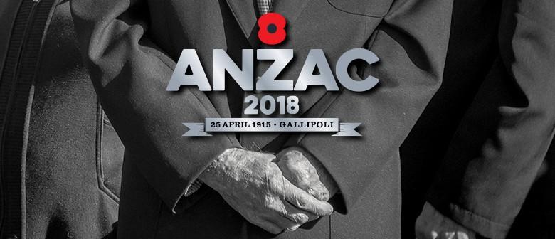Anzac Day - Tauranga Civic Memorial Service