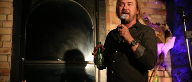 Pukekohe Comedy Night - Jeremy Elwood & Gish