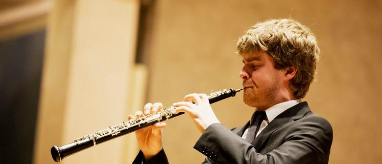 Thomas Hutchinson: Oboe Masterclass