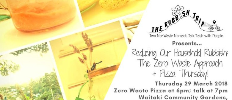 Zero Waste Living At Pizza Thursday
