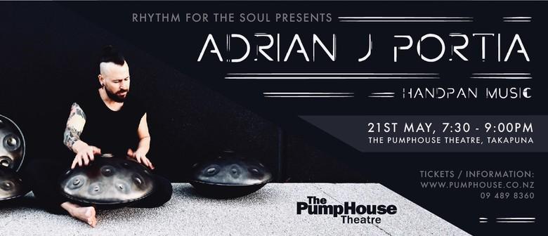 Adrian J. Portia - Handpan Concert