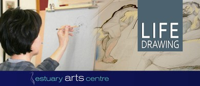 Life Drawing with Alan Croggon (ACA2-2)