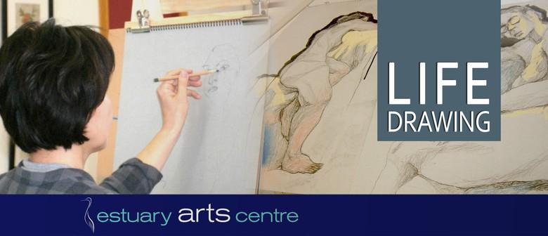 Life Drawing with Alan Croggon (ACA2-2)
