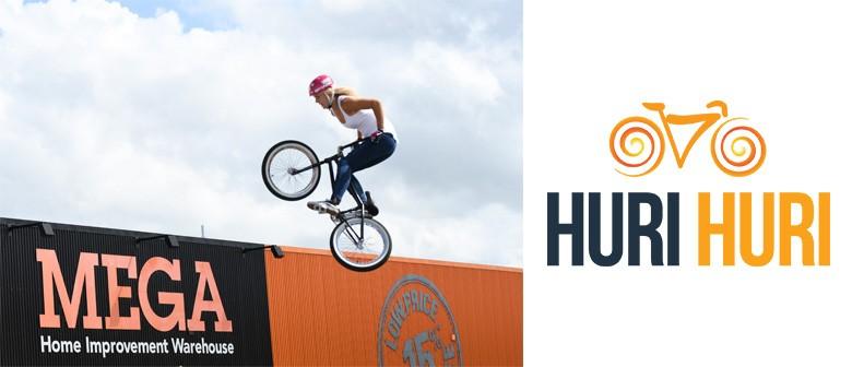 Huri Huri Kids BMX Workshop