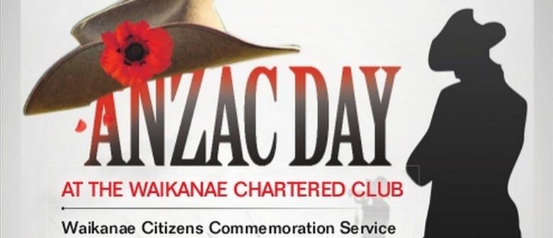 Waikanae ANZAC Memorial