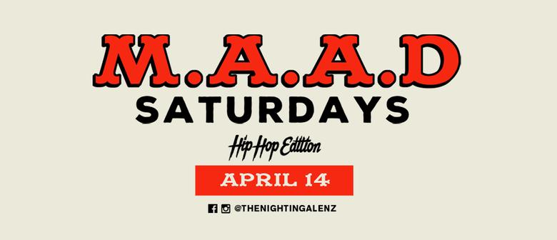 MAAD Saturday: Hip Hop Edition