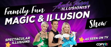 Andre Vegas Family Magic & Illusion Show