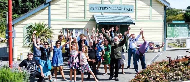 St Peters Village Hall Centennial Celebration