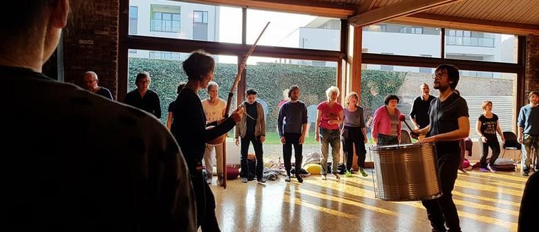 TaKeTiNa Rhythm Workshop: The Rhythmic Voice 2 Day Workshop