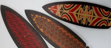 Maaori Arts and Crafts – Purerehua/Spinning Disc