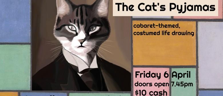 Dr. Sketchy's Wellington: The Cat's Pyjamas