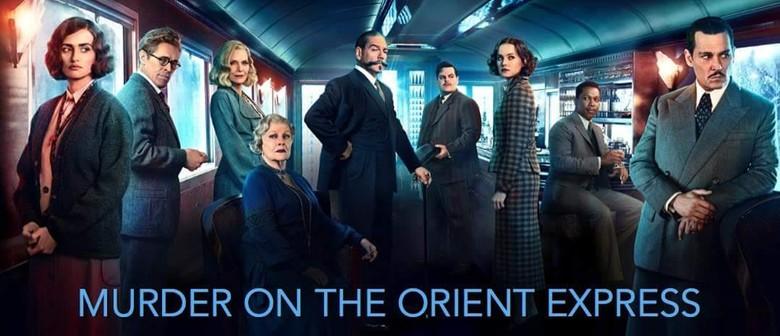 Murder On The Orient Express - Film Fundraiser - Auckland -3021