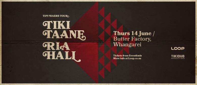 Tiki Taane & Ria Hall