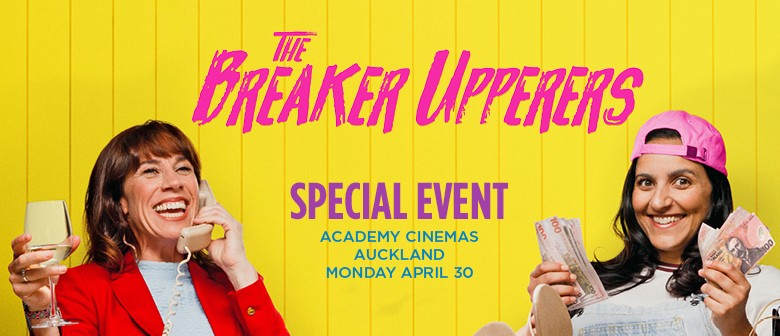 A Special WIFT NZ Preview – The Breaker Upperers