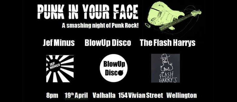 Punk In Your Face