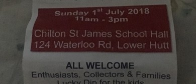 Wellington Toy Collectors Fair