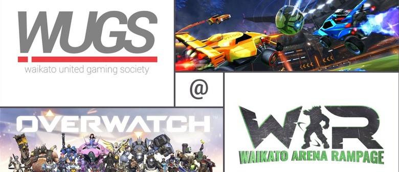 WUGS At War (BYOPC LAN)