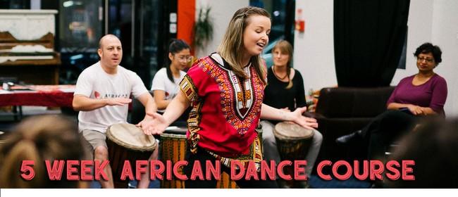 African Dance-Fit classes