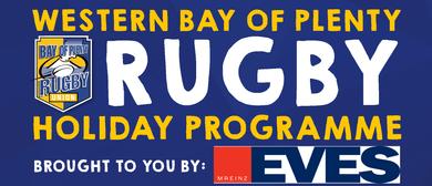 Western Bay of Plenty Rugby Holiday Programme