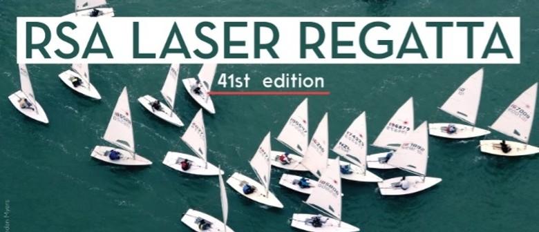 PLSC RSA Laser Regatta - 41st Edition