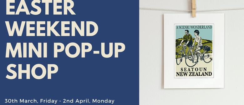Remember NZ Easter Weekend Mini Pop-Up Shop