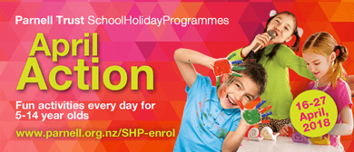 Atichoo Atissue! - Parnell Trust Holiday Programmes