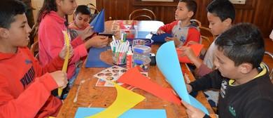 April School Holiday Drop-In Craft Activities - Crowns