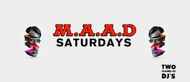 MAAD Saturdays: April